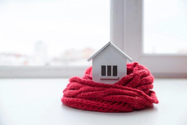 Huis winterklaar