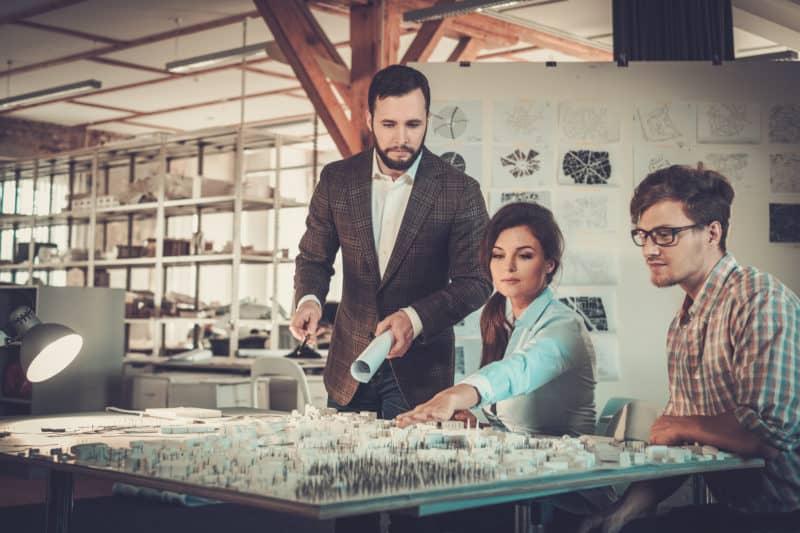 bouwplannen professional